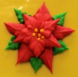 Buttercream Poinsettia