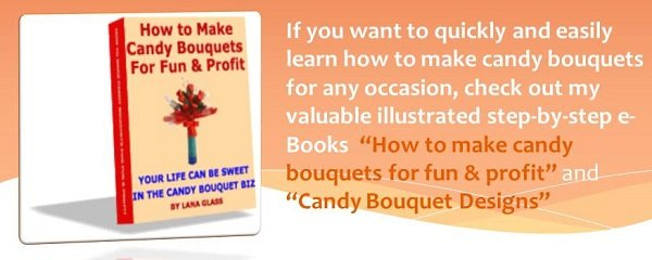 Candy bouquet ebooks