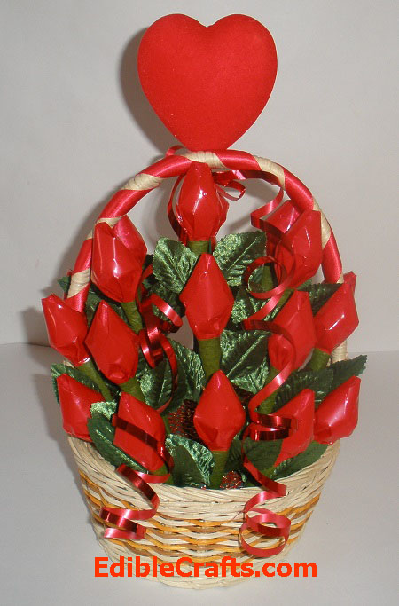 Valentine Gift Ideas For Him   DIY Candy Bouquet