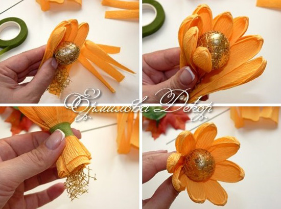 Fall table decorations diy candy bouquet diy candy bouquet mightylinksfo