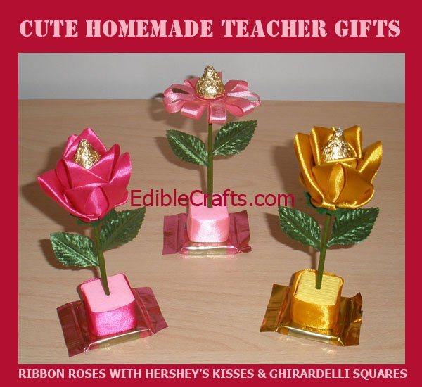 End of Year Teacher Gift Ideas – Beautiful Chocolate Roses
