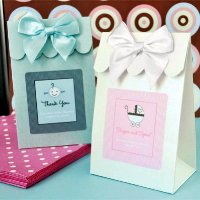 personalized baby shower candy favor bags