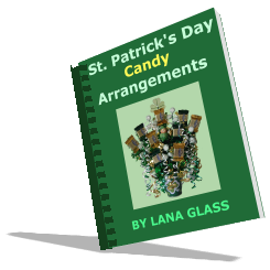 Patrick's Day candy arrangements book