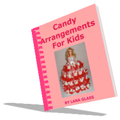 candy arrangements for kids ebook