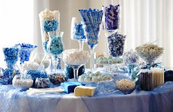 Candy Buffet Ideas From Ediblecrafts, Baby Shower