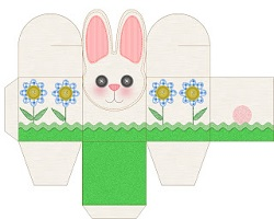 Fun easter food ideas for kids and adults printable bunny box negle Images
