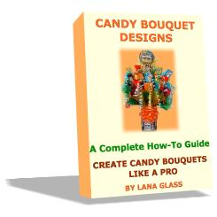 Candy arrangements ebook