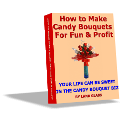 Candy Bouquet Designs book