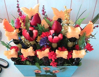 edible arrangements fruit arrangements how to from