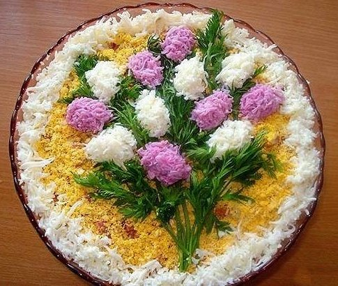 Craft Ideas Online on Salad Decoration Idea For Mothers Day   Dollar Stretcher Community