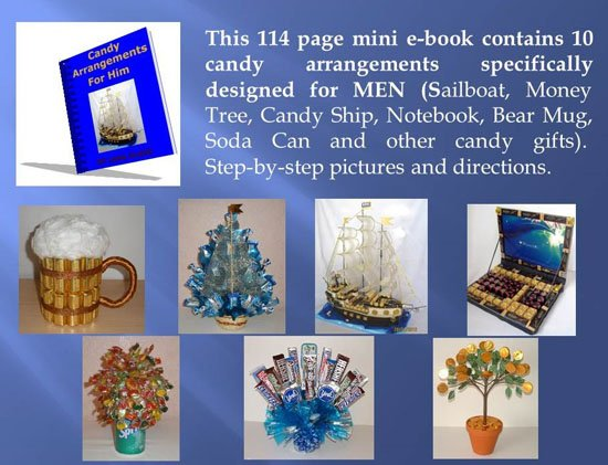 Sweet presents for him ebook